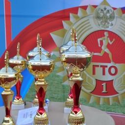 Зимний фестиваль ГТО-2021 в Тюмени