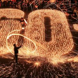 Акция «Час земли»  в Историческом парке «Россия — Моя история» 2019