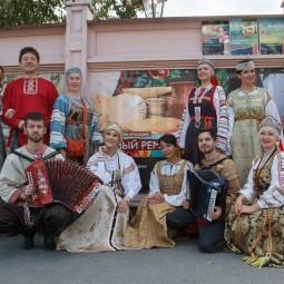 Выставка  «Радуга ремёсел»