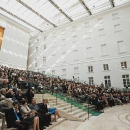 Международная конференция по вопросам развития креативных индустрий Calvert Forum Siberia 2017