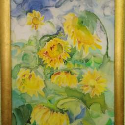 Выставка картин Николая Никитина «Тридцать три. До и после»