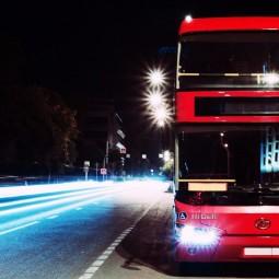 Экскурсия «Ночь. Улица. Фонарь… Автобус»