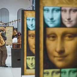 Выставка «Леонардо да Винчи»