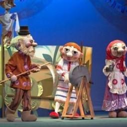 Распродажа билетов в Тюменском театре кукол