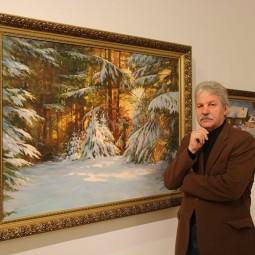Выставка «Времена года. Музыка русской живописи»