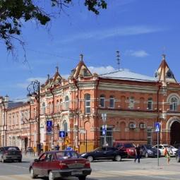 Выставочная экспозиция «Царская. История города — в истории улицы»