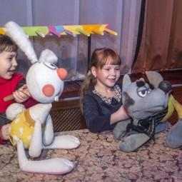 Ночь искусств в Тюменском театре кукол 2017
