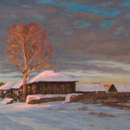 Выставка  «Мелодии сибирского пейзажа»