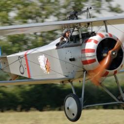 Выставка «Самолеты мировых войн»