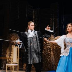 Ночь искусств в Тюменском Драматическом театре 2017
