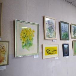 Выставка «FLORA_графика»