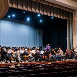 Летний фестиваль Тюменского филармонического оркестра