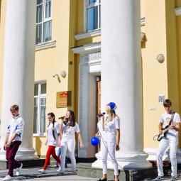 День открытых дверей во Дворце творчества и спорта «Пионер»