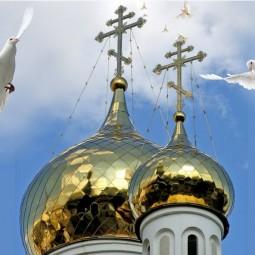 Выставка  «Зримый образ православного праздника»