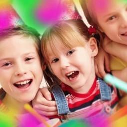 Большой детский праздник в ТРК Остров»
