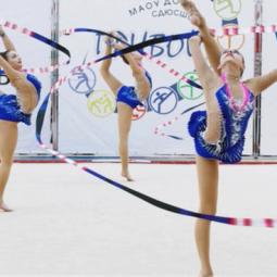 Открытый турнир по художественной гимнастике 2017