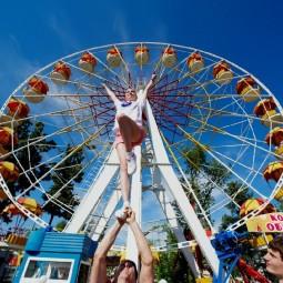 Фестиваль черлидеров