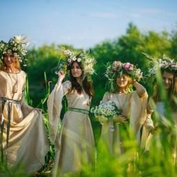 Выставка «Летние славянские праздники»
