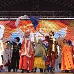 День народного Единства в Тюмени 2019