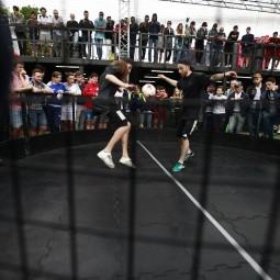 Футбольный турнир в формате PANNA 3*3 «Коробка»