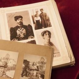 Выставка «Лица ушедшей эпохи: фотоальбом семьи Императора Николая II»