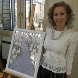 Выставка живописи  «Любовь к прекрасному живет в веках»