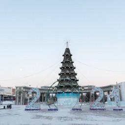 Новогодние праздники в Тюмени 2021
