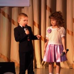 Конкурс детского и юношеского творчества «Золотой микрофон»  2017