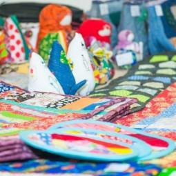 Фестиваль лоскутного шитья «Стёжки-дорожки» 2020