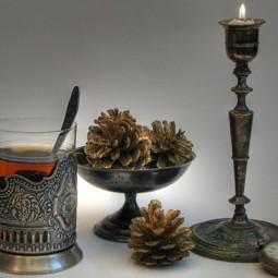 Выставка «Доспехи для стакана»