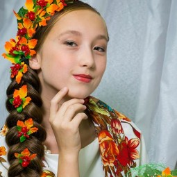 Конкурс «Коса — девичья краса» в Тюмени 2020