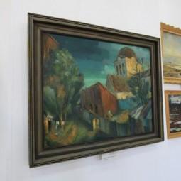 Выставка «К 100-летию тюменского художника С.С. Лопатина»