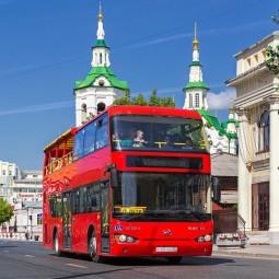 Автобусные экскурсии в Тюмени в августе 2019
