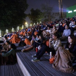 Акция «Ночь кино» в Тюмени 2018