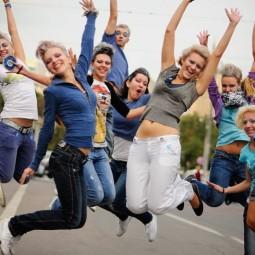День молодёжи в Тюмени «Город молодых» 2017