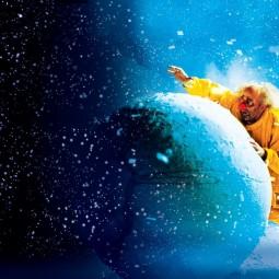 «Снежное шоу Славы Полунина» в Тюмени