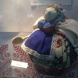 Выставка «Многоликие куклы Ольги Миллер»
