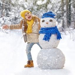 Конкурсная программа для детей «Рождественские забавы» 2021