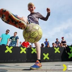Чемпионат России по футбольному фристайлу «Subway street champions» 2019