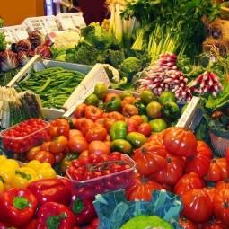 Продовольственные ярмарки в Тюмени
