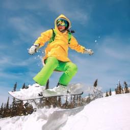 Первенство города Тюмени по сноуборду 2021