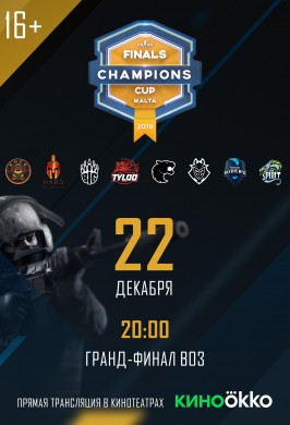 Champions Cup Finals Counter Strike: Malta 2019