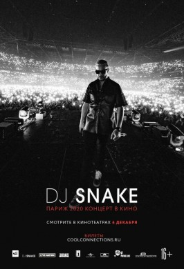 DJ SNAKE: Париж 2020. Концерт в кино