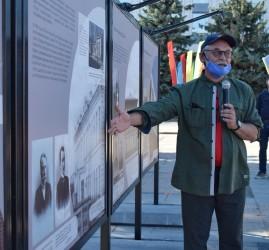 Выставка «Кормчие Тюмени: выбор истории»