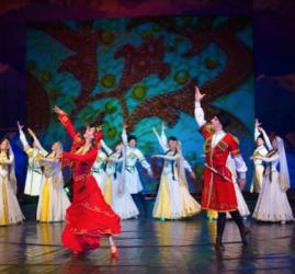 День Дагестанской культуры в Тюмени 2017