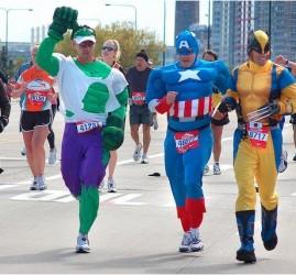 Первый Тюменский Фрик-марафон