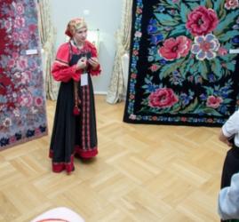 Выставка «Сибирский ковер»