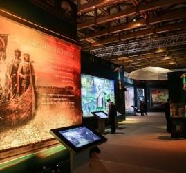 Мультимедийная выставка «Имена из солдатских медальонов»
