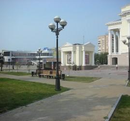 Фестиваль талантов на площади 400-летия Тюмени 2018