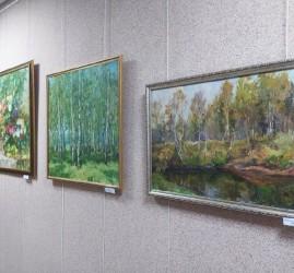 Выставка художника Сергея Струнникова